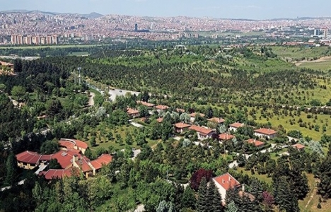 Atatürk Orman Çiftliği'nde yeni düzenleme!