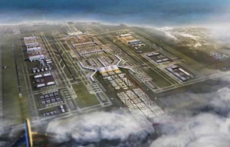 3. Havalimanı'nın kum ihtiyacını karşılamak için 2 yeni kum ocağı kurulacak!