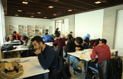 Gaziantep Sanat Merkezi Kütüphanesi açıldı!