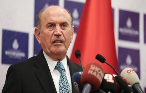 Kadir Topbaş'ın istifasının