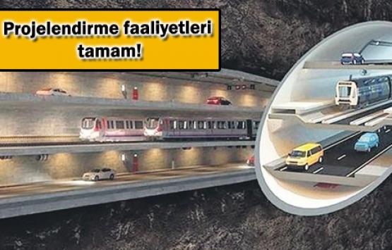 3 Katlı Büyük İstanbul Tüneli ihaleye çıkıyor!