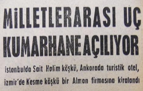 1963 yılında uluslararası