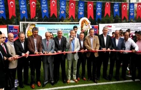 İstanbul Kemah Spor Tesisleri açıldı!