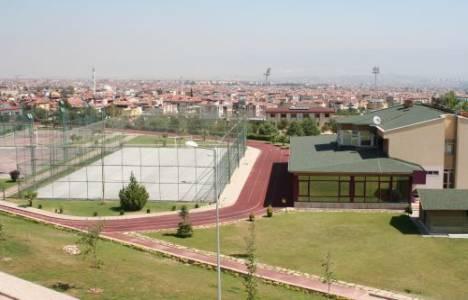 Denizli Pamukkale Üniversitesi'nin 5 bin kişilik spor salonu Mayıs ayı içinde açılacak!