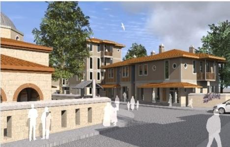Bursa Osmanlı Evleri'nin inşaatında son durum!