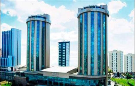 Hilton Kozyatağı'na Türkiye'nin