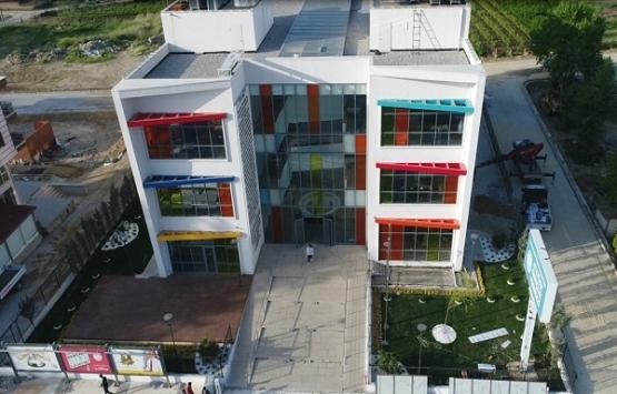 Manisa Atatürk Gençlik Merkezi'nin inşaatı tamamlandı!