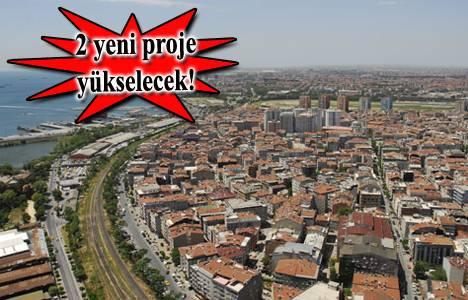 2014'te Zeytinburnu'nda 2 proje satışa çıkacak!