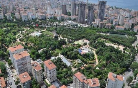Göztepe Özgürlük Parkı'na OMGİ mi kurulacak?