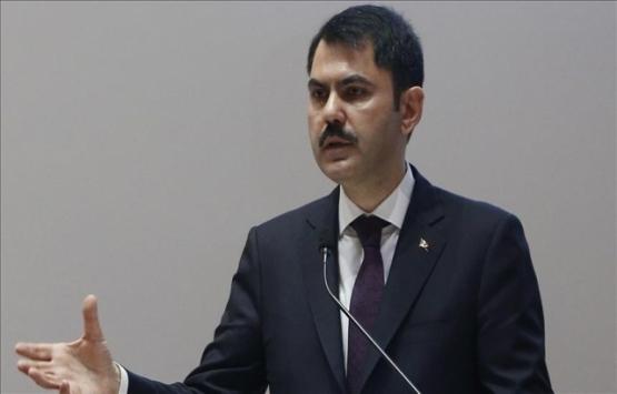 Murat Kurum: Önceliğimiz