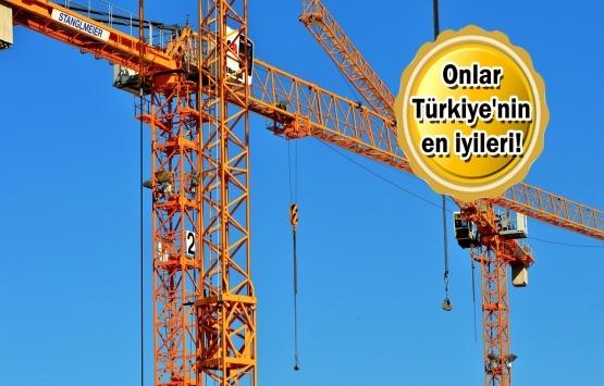 Türkiye'nin en büyük 20 özel inşaat şirketi!