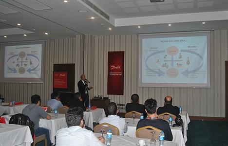 Danfoss Isıtma Departmanı Semineri Gaziantep'te gerçekleşti!