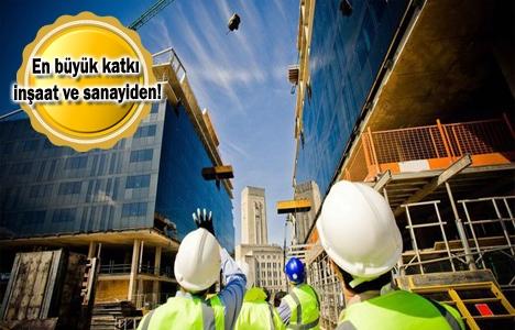 Türkiye ekonomisinde 5 yıldızlı büyüme!