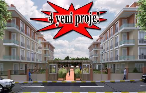DumanPark Evleri Beylikdüzü'nde 175 bin TL'ye 2+1! Yeni proje!
