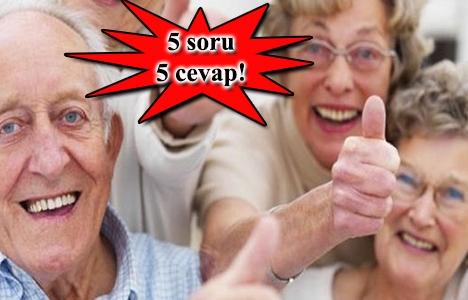 Emekliler emlak vergisi