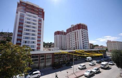 Ankara Başpınar TOKİ'de