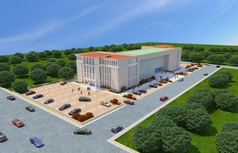 Beyşehir Kültür Merkezi'nin ihalesi 11 Eylül'de!