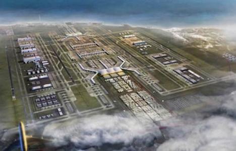 3. Havalimanı emlak fiyatlarını uçurdu