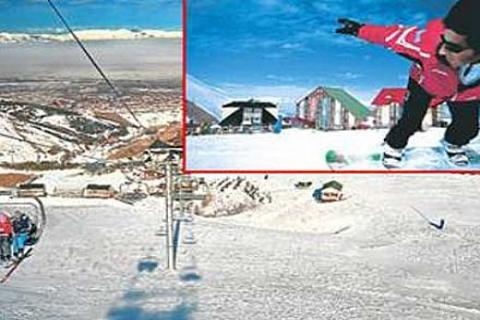 Kış turizminin yeni yükselen değeri; Palandöken!