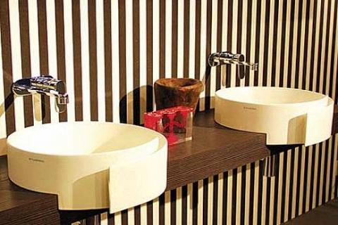 Milano'daki uluslararası banyo