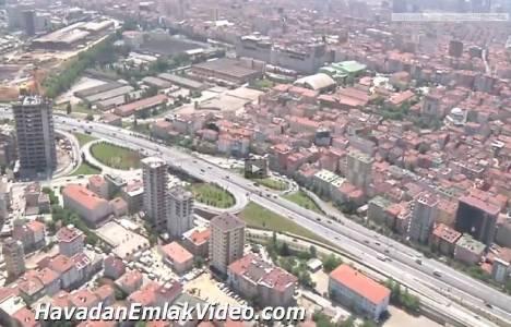 Ümraniye Sofistanbul'un havadan en yeni görüntüleri!