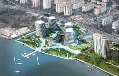 Ataköy Blumar 200 bin metrekare inşaat alanı üzerinde yükseliyor!