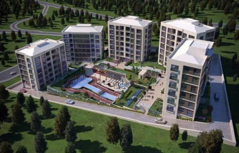 Kurtköy Siltaş Safir Park satılık daire!