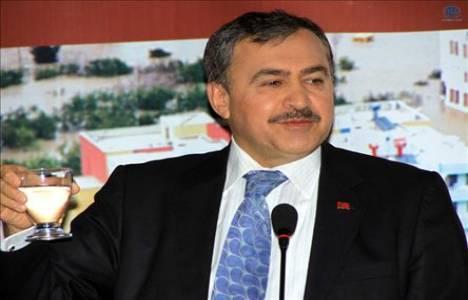 Veysel Eroğlu: Edirne'ye 45 adet gölet yapılacak!