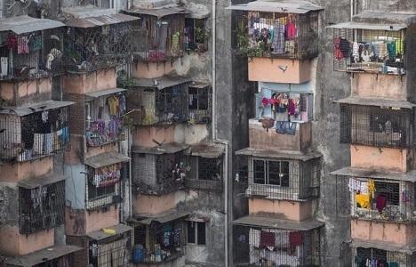 Çin'de mikro evlerde