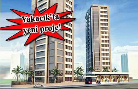 Asia Park İstanbul Yakacık'ta yükseliyor! Haftaya satışa çıkacak!
