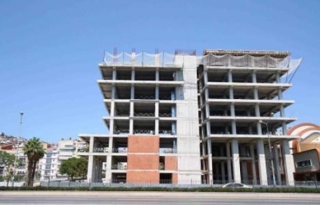 İzmir Bayraklı'da hizmet binası inşaat alanı genişleyecek!
