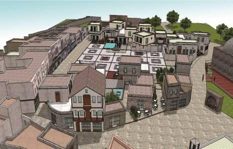 Kayseri Mahallesi Projesi