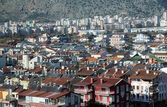 Doğu Marmara Bölgesi'nde Haziran ayında 7 bin 27 konut satıldı!