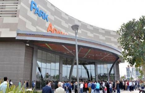 Park Adana AVM açıldı!