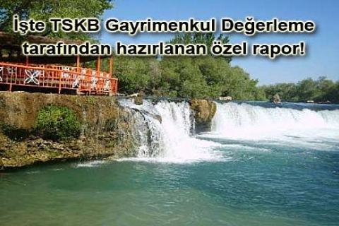 Manavgat'ta gelişim turizmle birlikte devam ediyor!