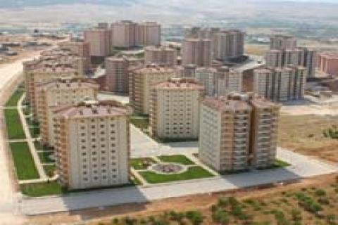 TOKİ'den Adana Karaisalı'da 273 YTL taksitle