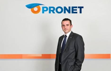 Pronet'in hedefi Avrupa