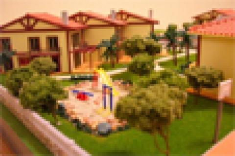 Fugalife Villaları'nda 286 bin YTL'ye