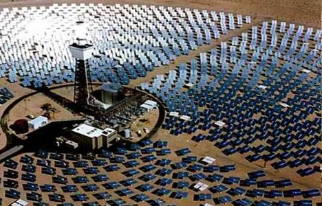 Güneş enerjisi yatırım