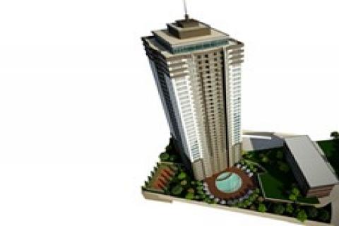 Crown Tower'da örnek daireler 20 Ocak'ta lansmana çıkıyor!