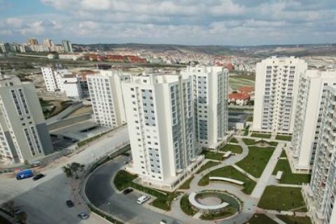 Bahçeşehir Manolya Evleri'nde