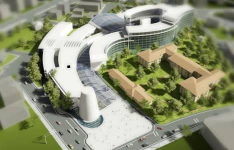 Hastanelere zorunlu yeşil