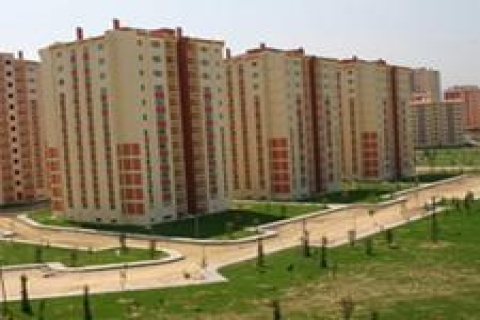 TOKİ Diyarbakır Üçkuyular'da