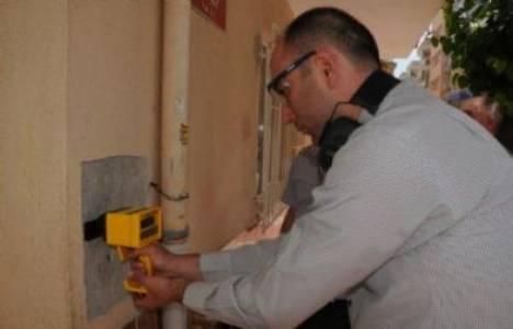 Manisa'daki binalarda depreme dayanıklılık testleri başladı!