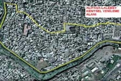 TOKİ Diyarbakır'da kentsel dönüşüm yapıyor!