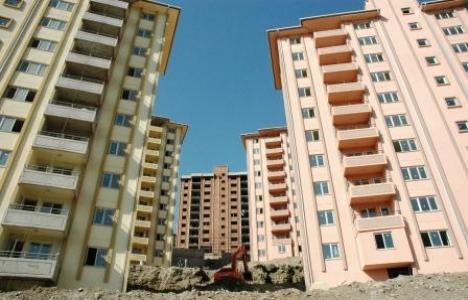 TOKİ 39 bin 974 konut inşa ediyor!