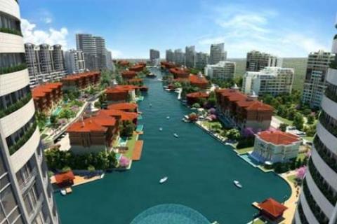 Halkalı Sinpaş Bosphorus City'de 289 bin liradan başlayan fiyatlar!