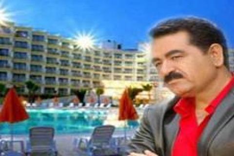 İbrahim Tatlıses, 1 milyon TL ödeyerek otelini kurtardı