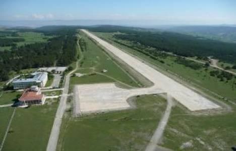 Kastamonu Havalimanı 19 Temmuz Cuma günü açılıyor!