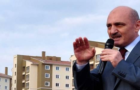 Erdoğan Bayraktar:İthal inşaat